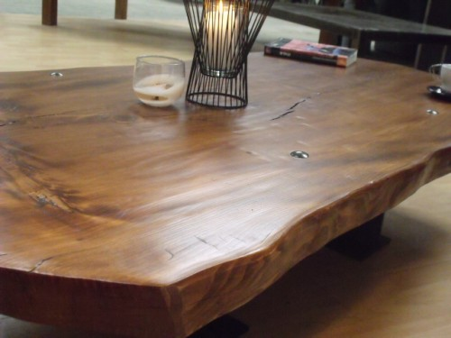 Table Basse en Bois massif - MICHELI Design - Meuble de style ...